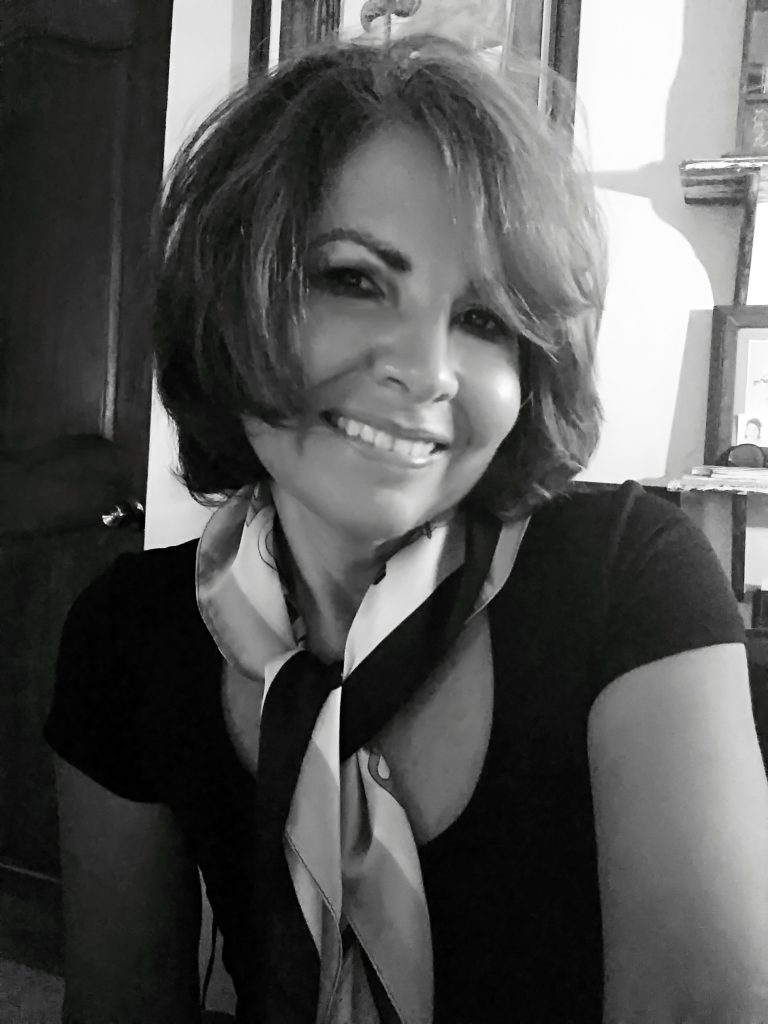 Our Director of Architecture. Wanda Díaz Master Degree